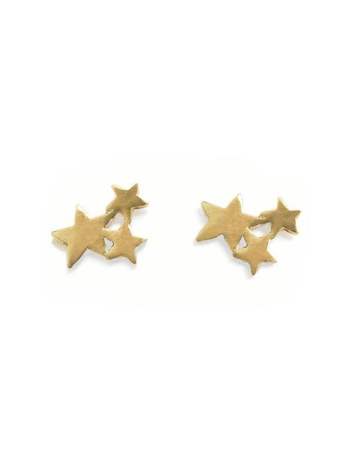 Bark | Metallic Milky Way Earrings | Lyst