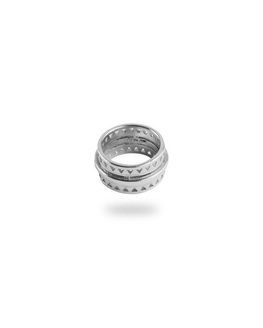 Phira London | Metallic Electric Silver | Lyst