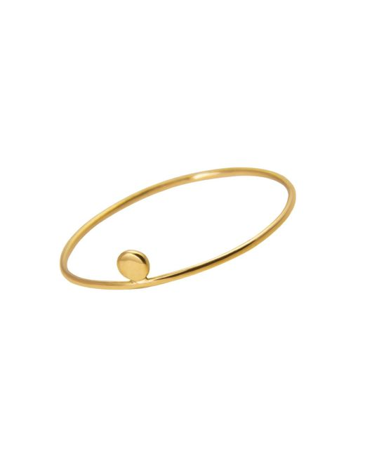 Irena Chmura Jewellery - Metallic Tiny Dot Ring - Lyst