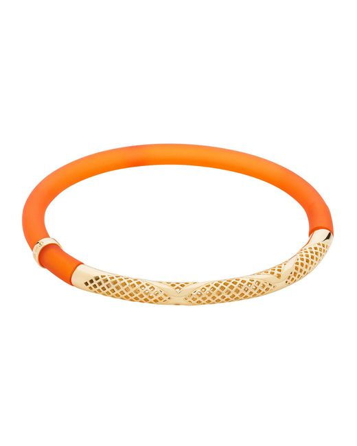 Sarah Ho - Sho | Pop! Bracelet Large Mirage Orange | Lyst