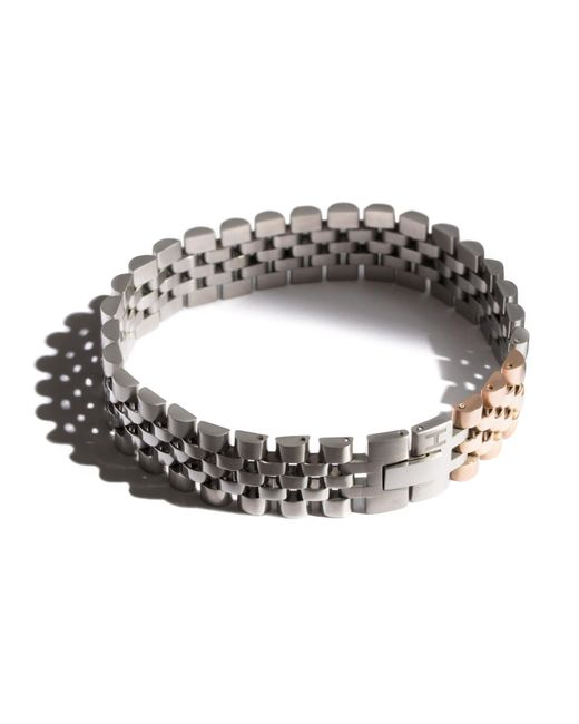 HERM Studio - Metallic Hommage To The King Bracelet for Men - Lyst