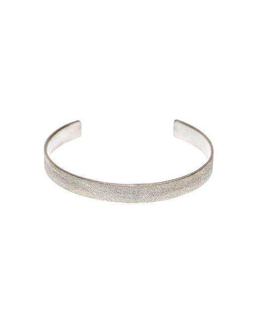 Nina Kastens Jewelry | Metallic Basic Bracelet Silver | Lyst