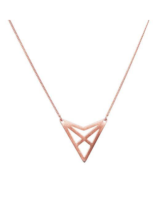 Dutch Basics | Metallic Hef Fine Chain Necklace | Lyst