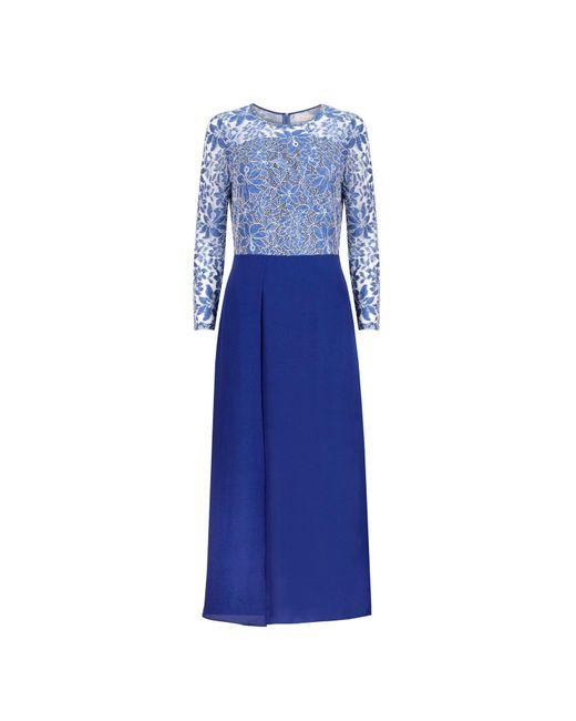 Ukulele - Blue Blair Dress - Lyst