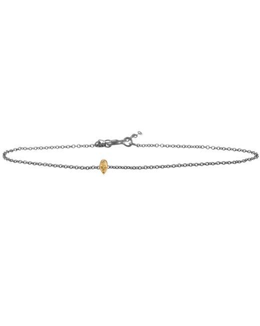 Lee Renee | Metallic Tiny Voodoo Erzulie Bracelet Gold & Silver | Lyst