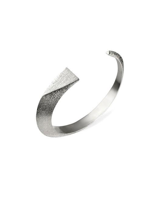 Ona Chan | Metallic Dagger Cuff Silver | Lyst