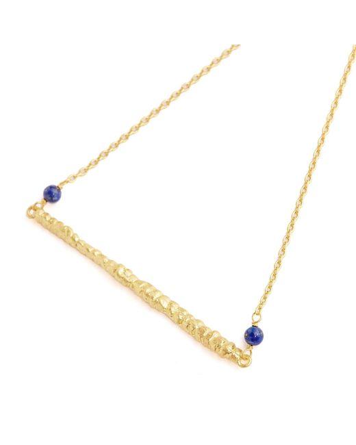 Yucama - Metallic Kiko Lapis Necklace - Lyst