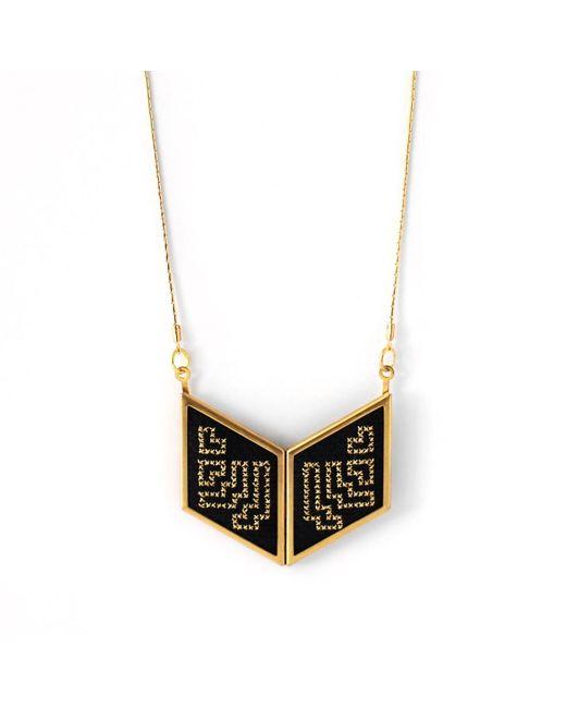 Delacruz | Black Quetzal Gold | Lyst