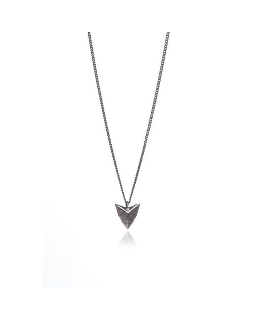 Rachel Entwistle | Metallic Modern Primitive Mini Pendant Silver | Lyst