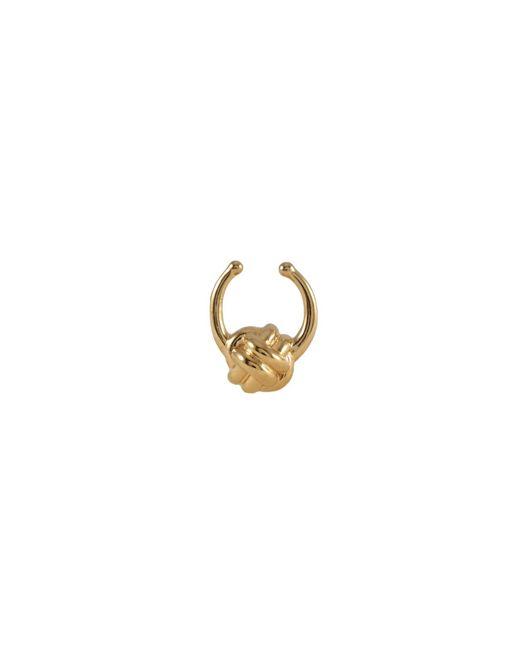 MARIE JUNETM Jewelry - Metallic Monkey Paw Knot Gold Septum Ring - Lyst
