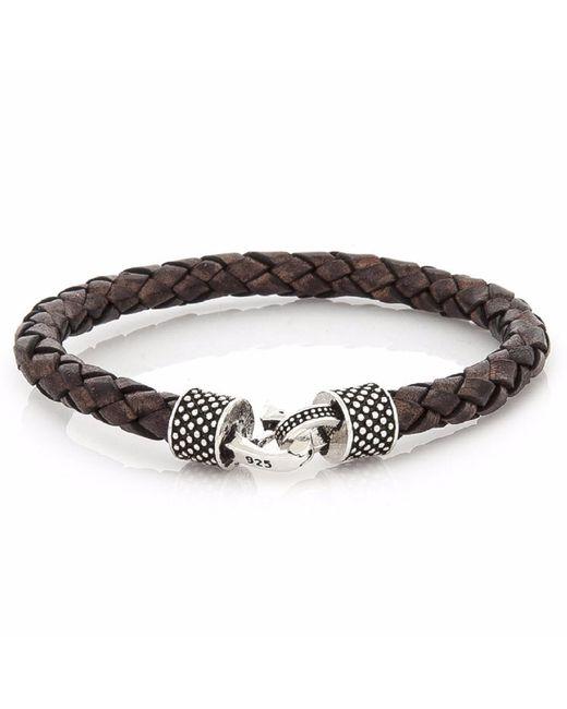 4Fellas | Classy Brown Bracelet for Men | Lyst