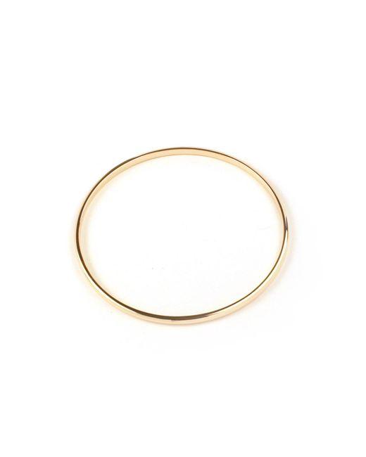Matthew Calvin | Metallic Gold Machinist Bangle | Lyst