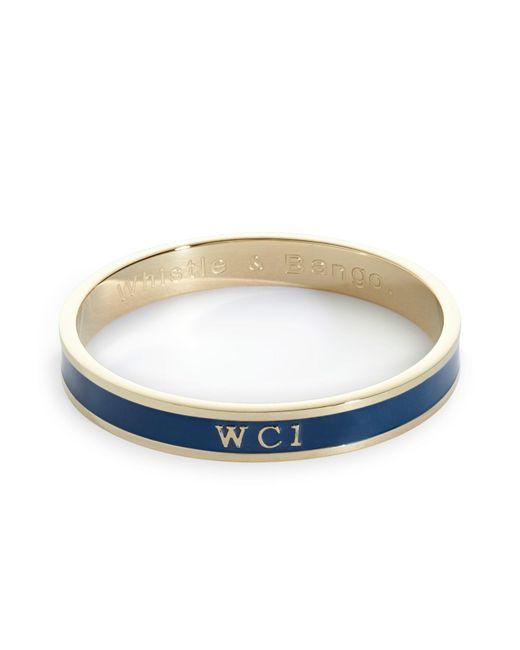 Whistle & Bango | Metallic Wc1 Bangle | Lyst