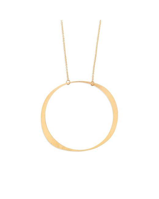 Retrospective Jewellery | Metallic Saturn Necklace | Lyst
