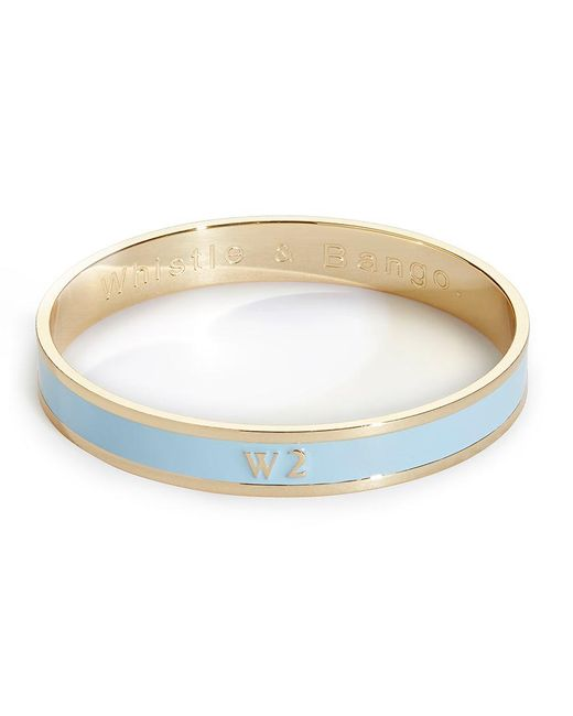 Whistle & Bango - Blue W2 Bangle - Lyst