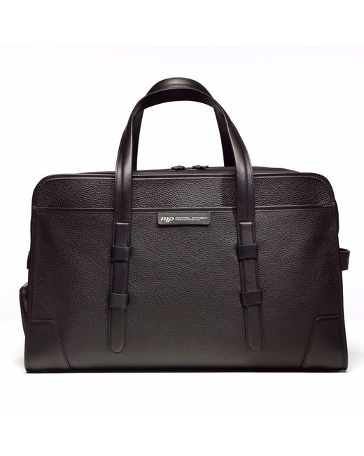 Dom Reilly | The Michael Johnson Performance Bag In Black for Men | Lyst