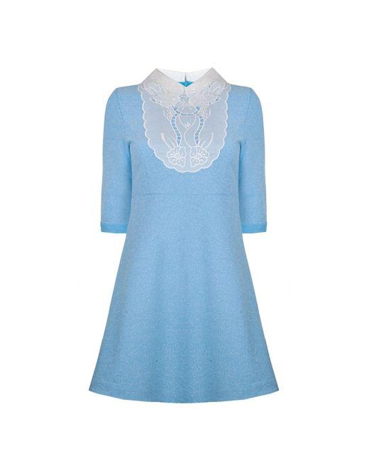 Ukulele | Blue Violetta Dress | Lyst