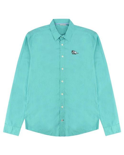 McIndoe Design | Green Mint Dinosaur Shirt for Men | Lyst