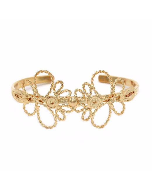 Kitik Jewelry | Metallic Paka Gold Bangle | Lyst