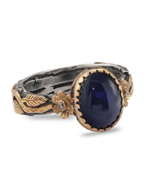 Emma Chapman Jewels - Blue Lula Sapphire Ring - Lyst