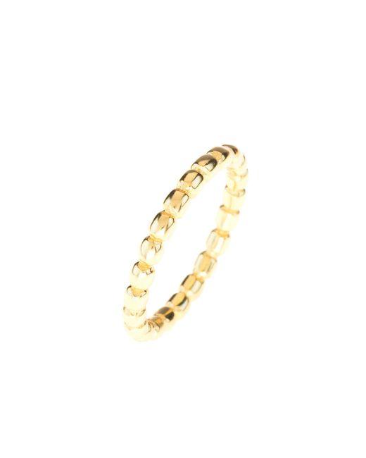 Latelita London | Metallic Cosmic Beaded Halo Ring Gold | Lyst