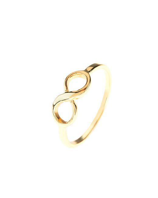 Latelita London   Metallic Cosmic Infinity Ring Gold   Lyst