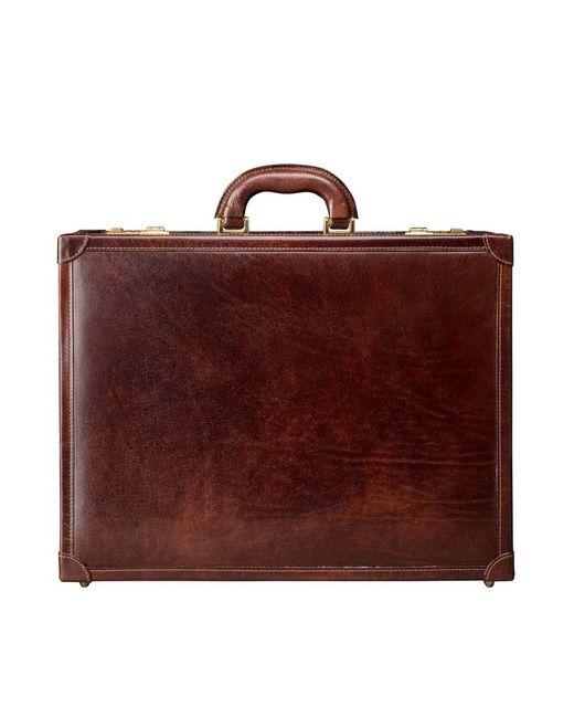 Maxwell Scott Bags Luxury Italian Leather Men S Attache