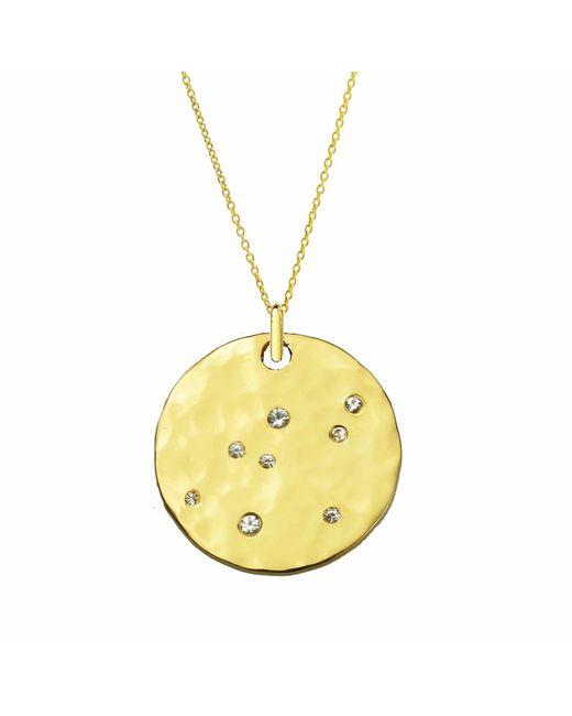 Yvonne Henderson Jewellery - Metallic Gold Scatter Disc Necklace - Lyst