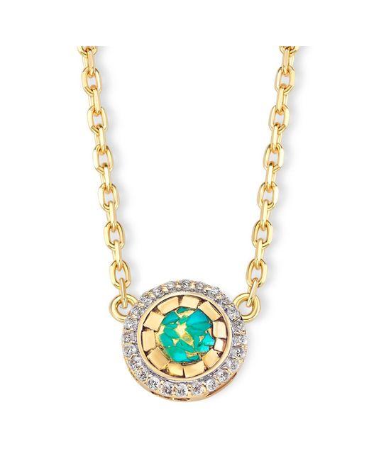 Elham and Issa Jewellery | Metallic Mystique Diamond Necklace | Lyst