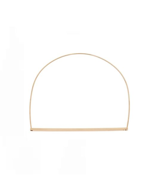 Opes Robur - Metallic Rose Gold Slim Line Choker - Lyst