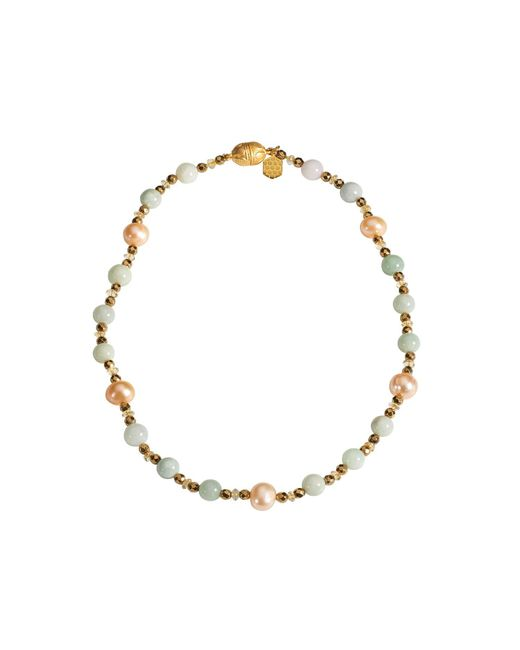 Mielini | Metallic Venus Short Necklace | Lyst