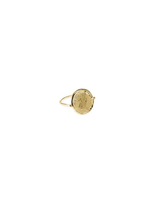 ELI-O - Metallic The Stohastria Ring Gold - Lyst