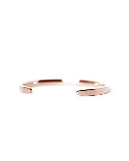 Tom Astin - Metallic Halo Rosé Gold for Men - Lyst