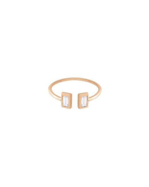 Jezebel London - Multicolor Rose Gold & Diamond Margaret Ring | - Lyst