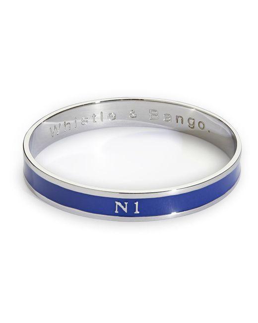 Whistle & Bango - Blue N1 Bangle - Lyst