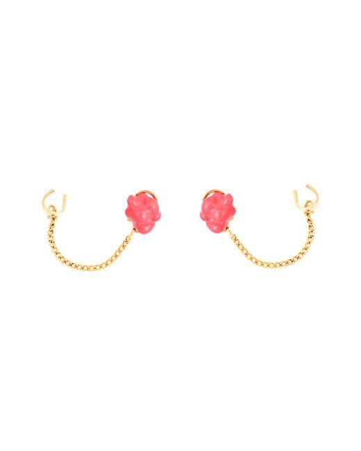 Glenda López - The Pink Popcorn Earrings - Lyst