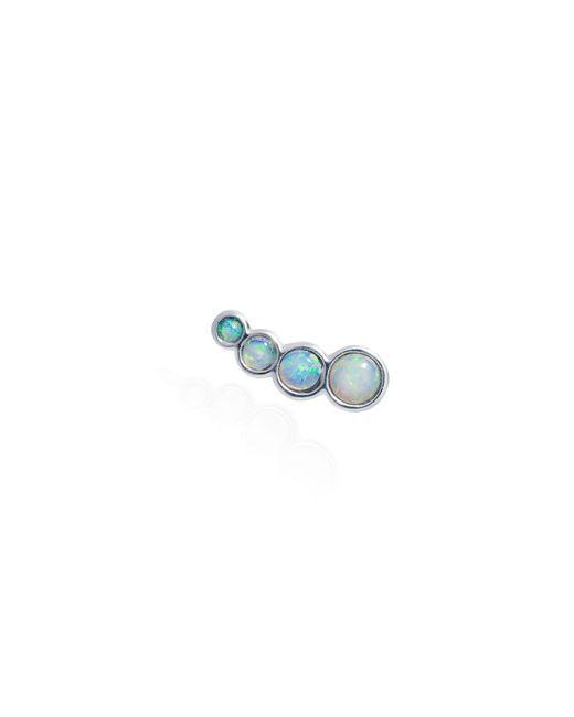 Lee Renee - Metallic Opal Slider Mono Earring Right Ear - Lyst