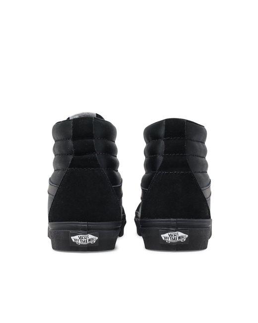 Faa24 Alt Lace C1dd1 Hi Designer Black Fashion Very Vans Sk8 g5FqqY4w