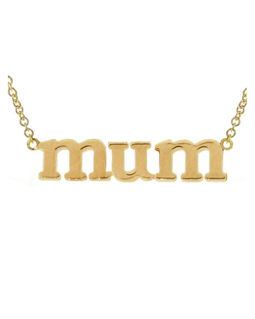 Jennifer Meyer - Metallic Mum Statement Necklace - Lyst