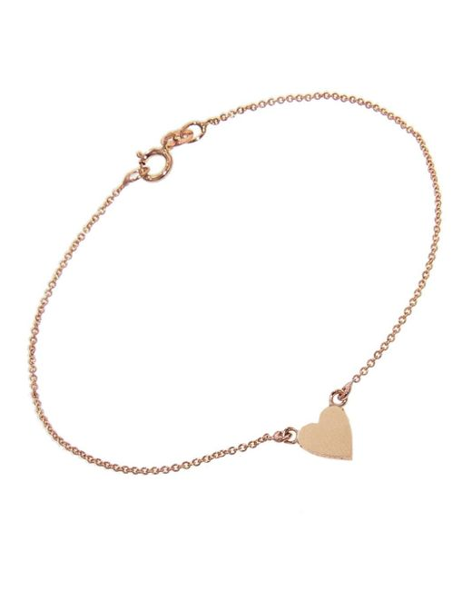 Jennifer Meyer - Multicolor Heart Bracelet - Lyst