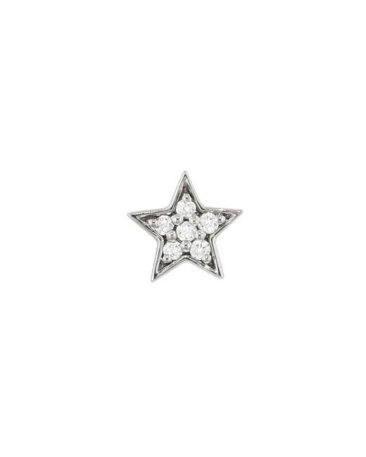 Andrea Fohrman - Multicolor Mini Diamond Star Single Stud Earring - Lyst