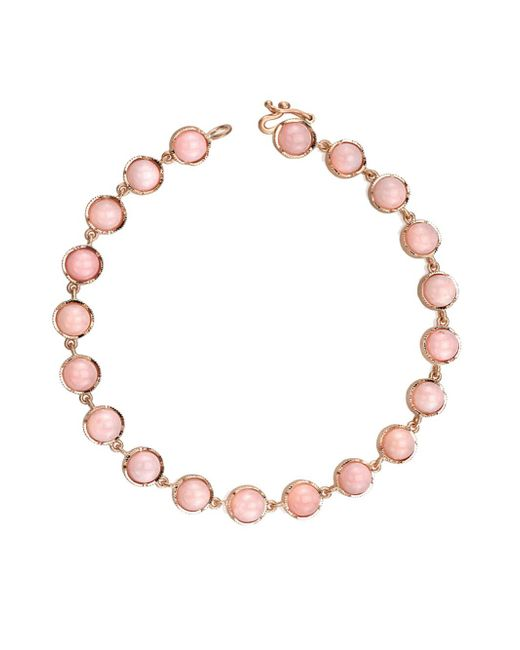 Irene Neuwirth - Pink Opal Bracelet - Lyst