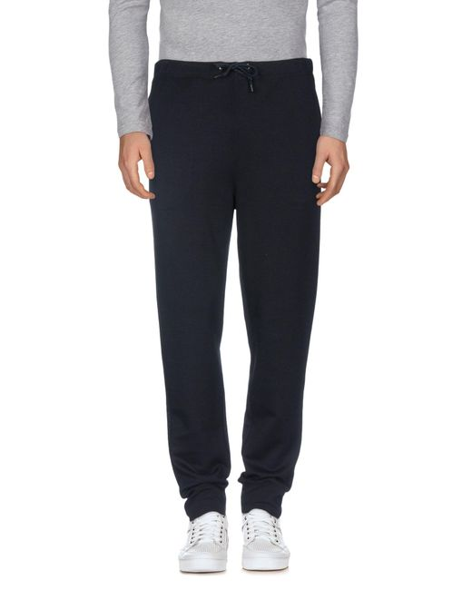PS by Paul Smith - Blue Casual Trouser for Men - Lyst