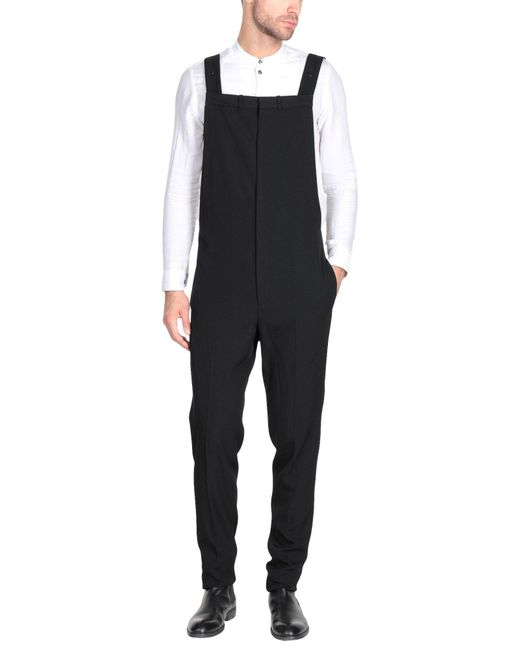 Givenchy - Black Overalls for Men - Lyst