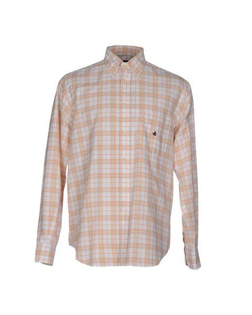 Brooksfield - Multicolor Shirt for Men - Lyst