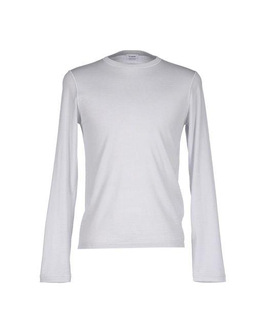 Jil Sander - Gray Sweater for Men - Lyst