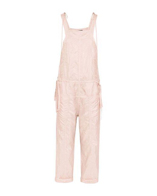 Isabel Marant - Pink Jumpsuit - Lyst