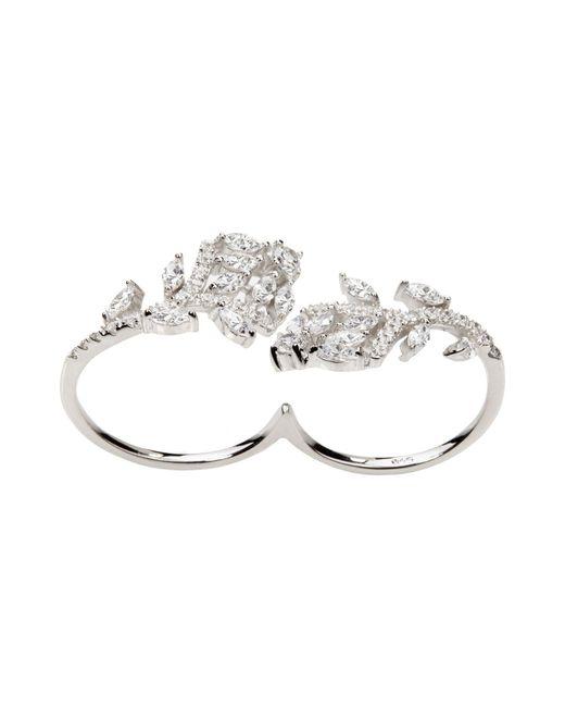 APPLES & FIGS - Metallic Rings - Lyst