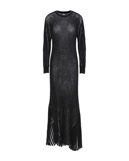 Loewe - Black Long Dress - Lyst