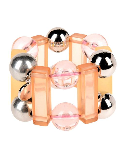 Marc By Marc Jacobs - Pink Bracelet - Lyst